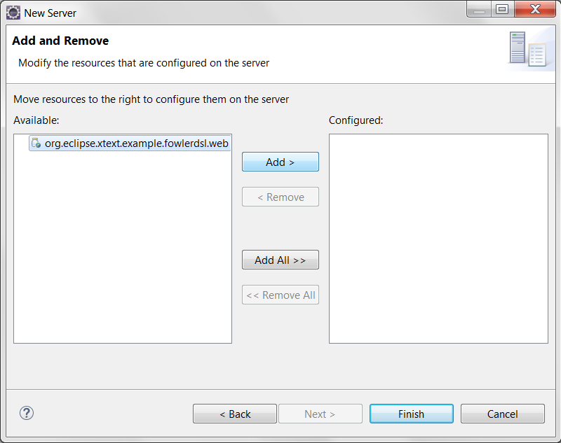 Generate Web Editor from ANTLR – DSL Forge